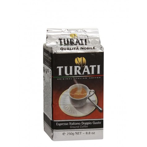 Кофе Turati Qualita Nobile молотый 250 г